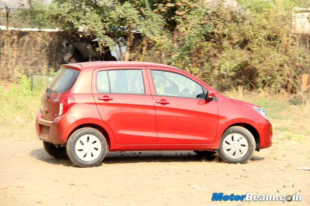 2014 Maruti Celerio Performance Review