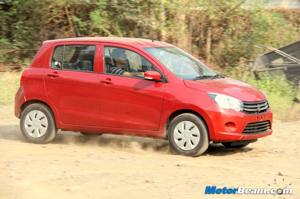 2014 Maruti Celerio Review