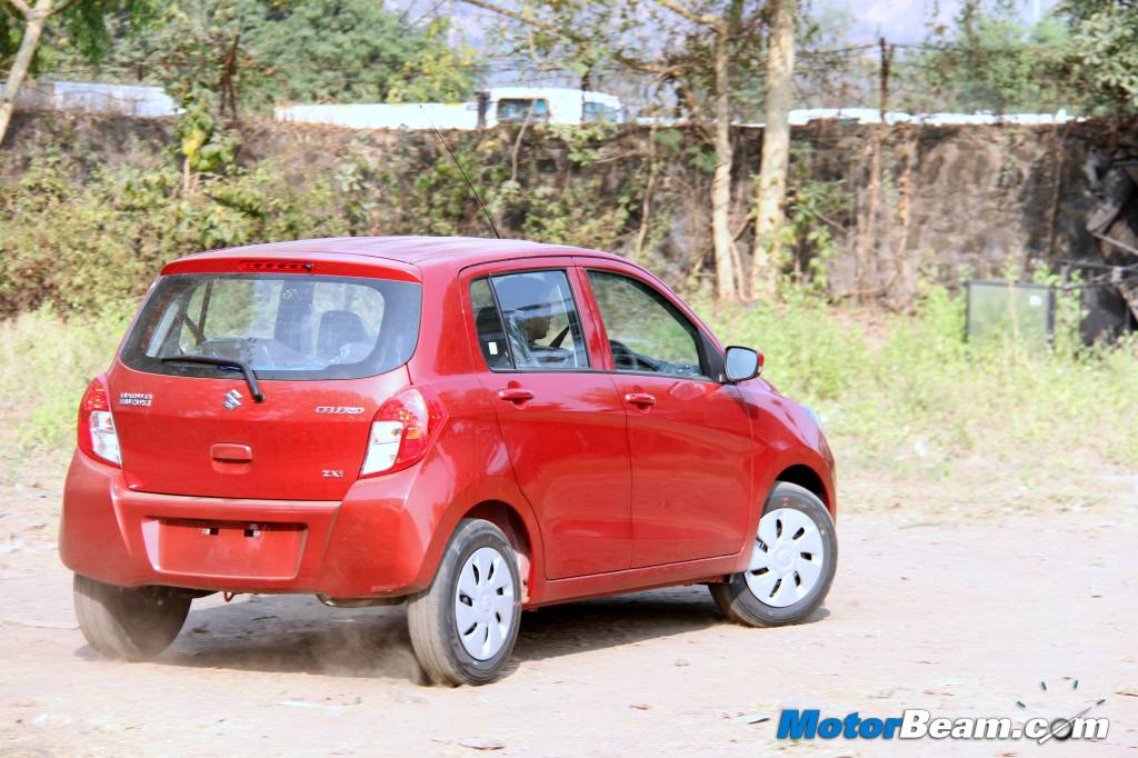 2014 Maruti Celerio Ride Review