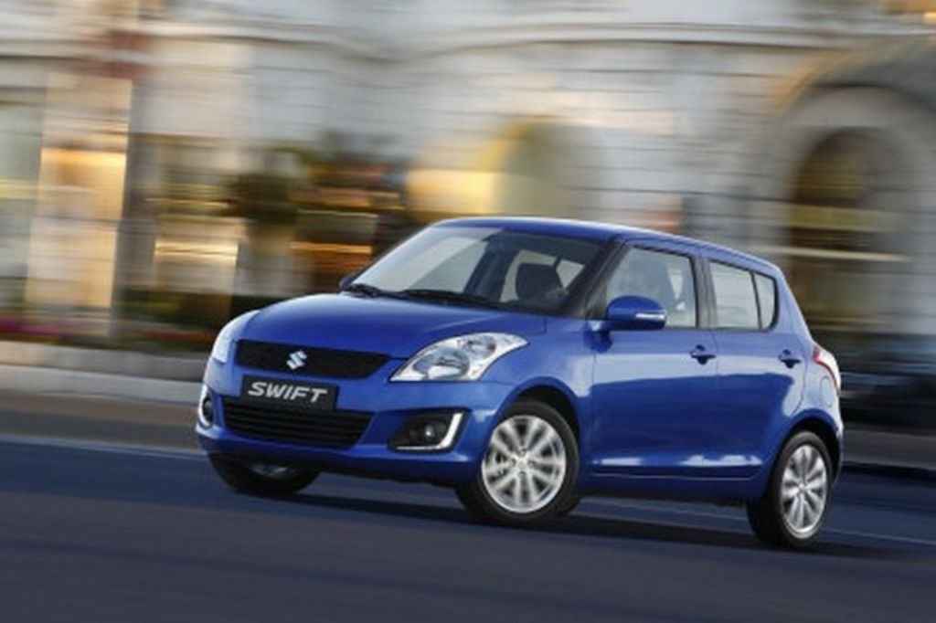 2014 Maruti Swift LEDs
