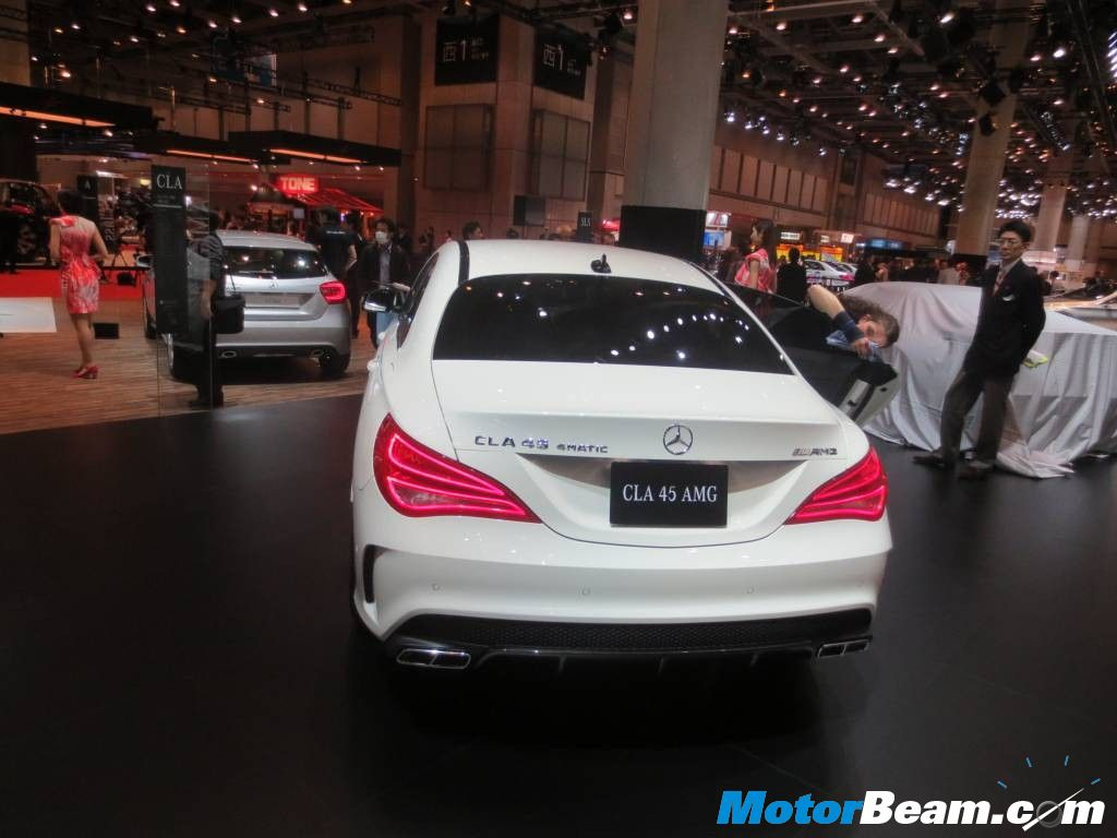 2014 Mercedes Benz CLA 45 AMG Tail Lamp