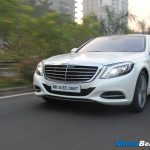2014 Mercedes S500 Road Test