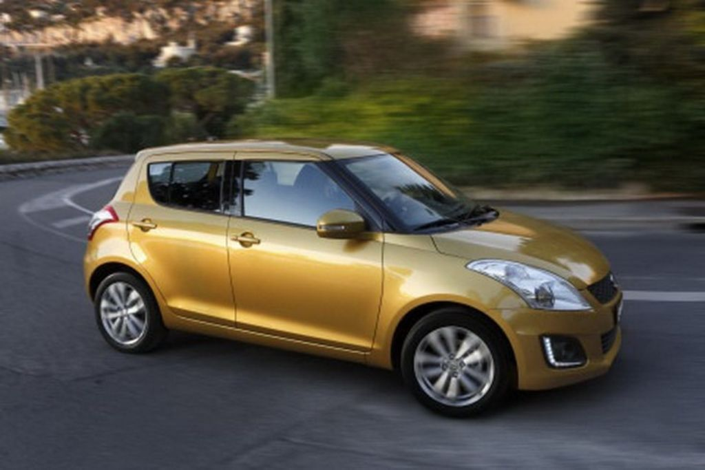2014 Suzuki Swift LEDs