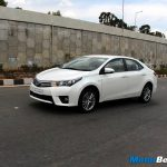 2014 Toyota Corolla Altis Performance Review