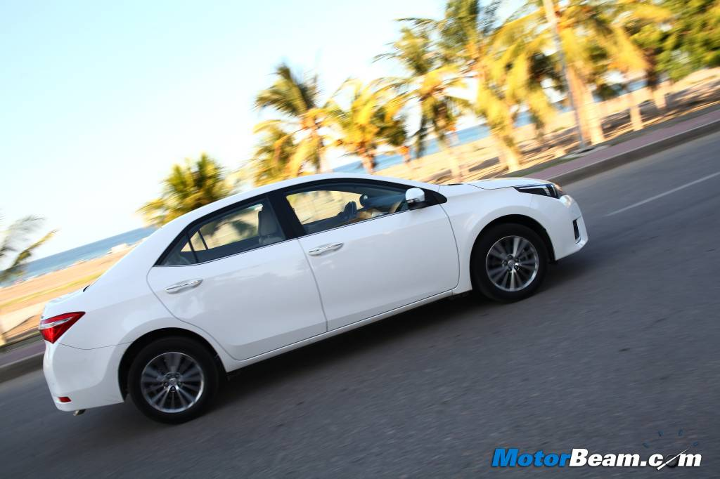 2014 Toyota Corolla Performance Review