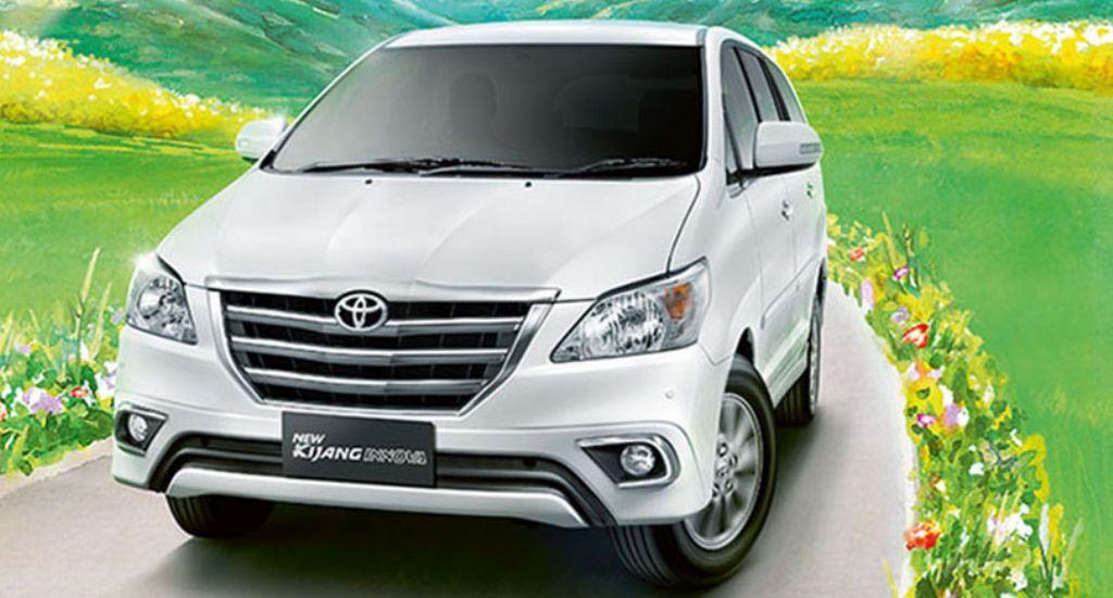 2014 Toyota Innova Facelift Indonesia