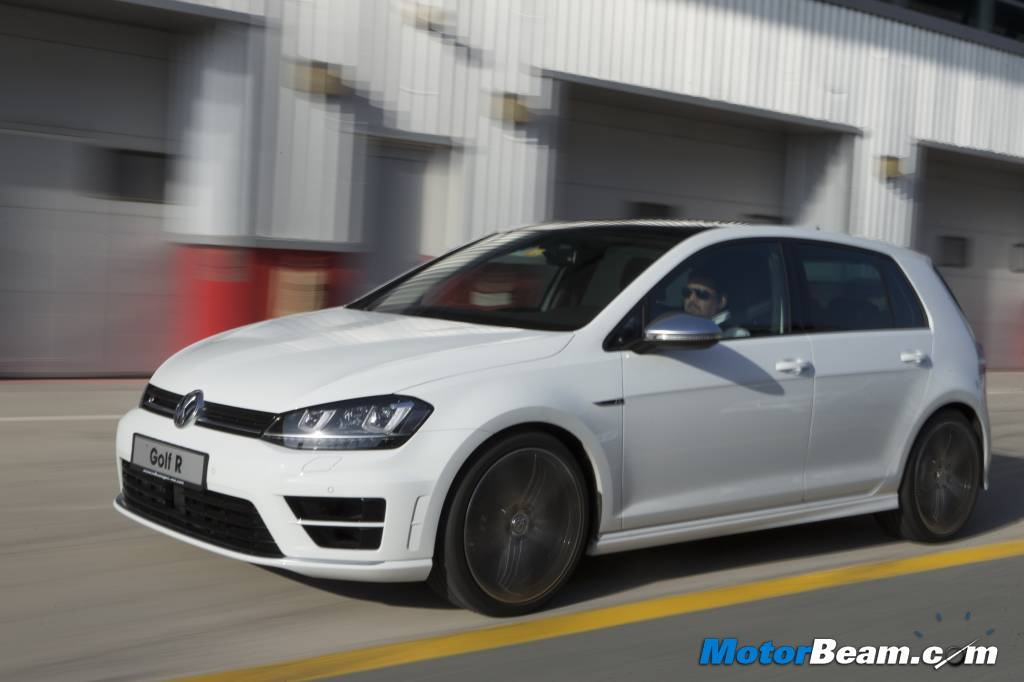 2014 Volkswagen Golf R Performance Review