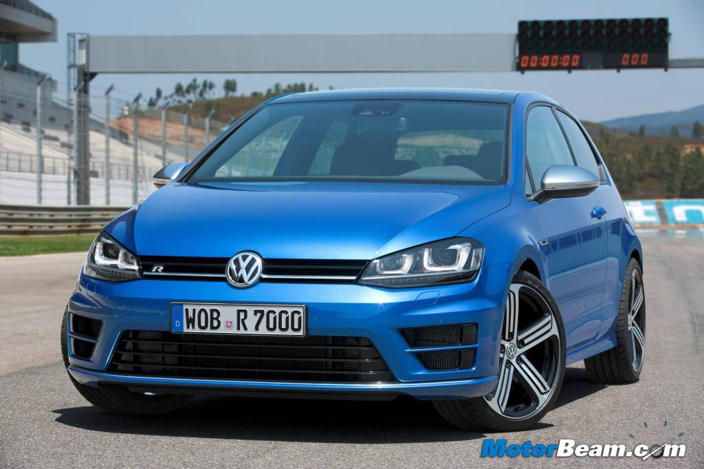 2014 Volkswagen Golf R Review Test Drive