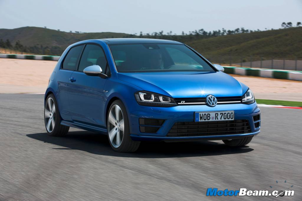 2014 Volkswagen Golf R Review