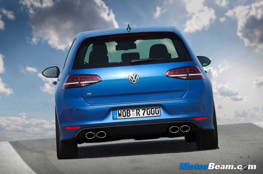 2014 Volkswagen Golf R Test Drive Review