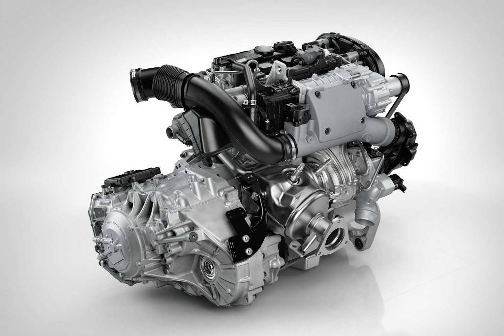 2014 Volvo D4engines cover