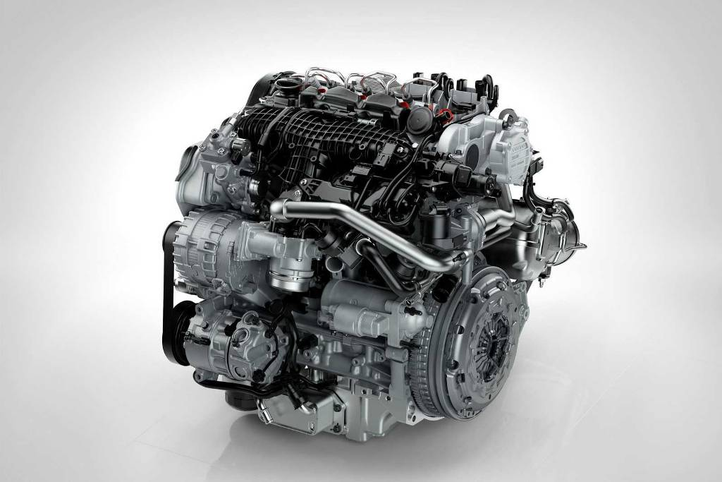 2014 Volvo T6 engines 2-litre