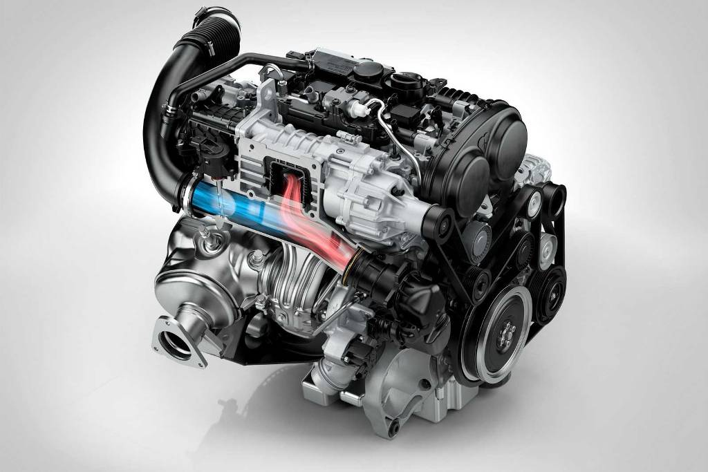 2014 Volvo T6 engines powercurve