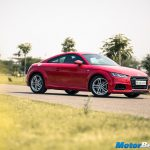 2015 Audi TT Test Drive Review