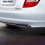 2015 Chevrolet Aveo Tail Light
