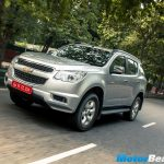 2015 Chevrolet TrailBlazer First Drive Review