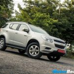 2015 Chevrolet TrailBlazer Test Drive