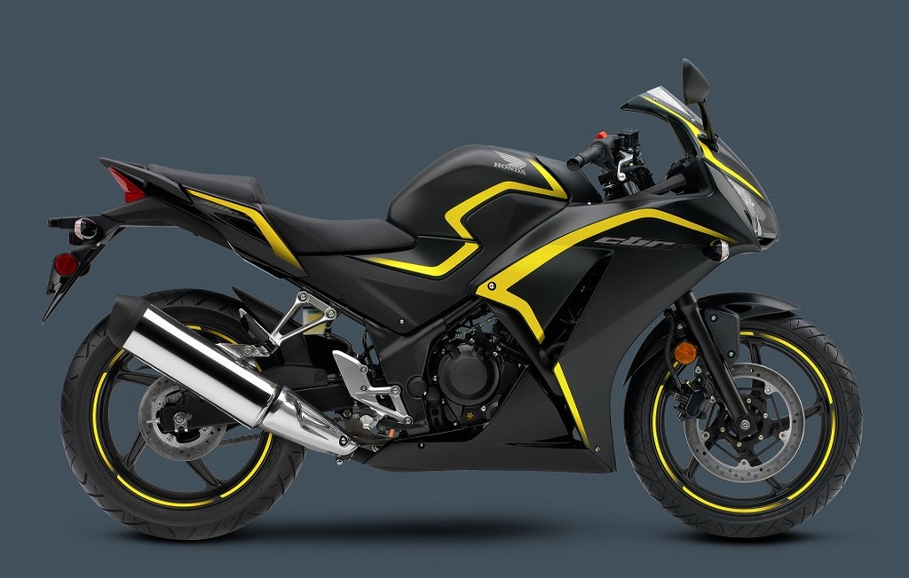 Bikes 2015 In India Honda CBR R Matte Black