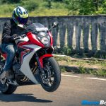 2015 Honda CBR650R Review
