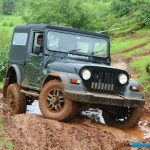 2015 Mahindra Thar Facelift First Drive Review