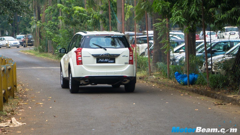2015 Mahindra XUV500 Automatic Review