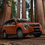 2015 Mahindra XUV500 Facelift Wallpaper