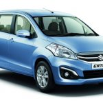 2015 Maruti Ertiga Facelift Prices