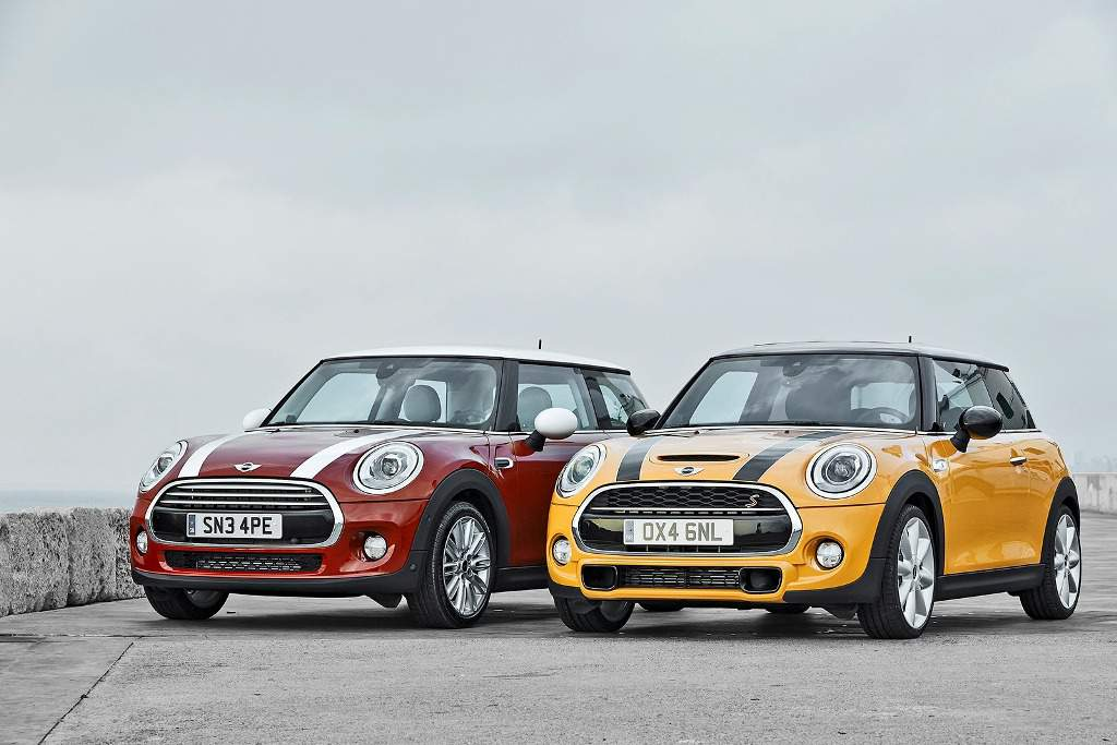 2015 Mini Unveil Oxford Plant