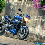 2015 Triumph Speed Triple Test Ride Review