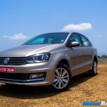 2015 Volkswagen Vento Facelift Test Drive Review