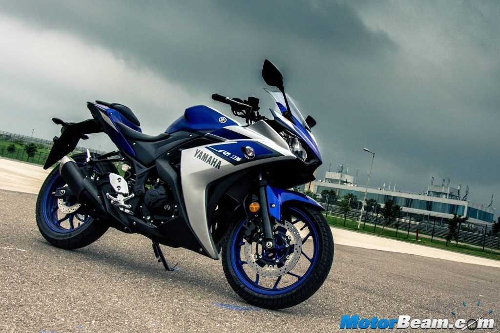 2015 Yamaha R3 Video Review