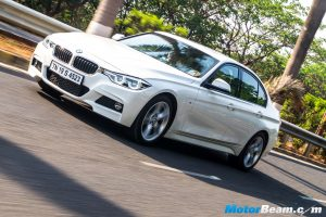 2016 BMW 3-Series Facelift Test Drive Review