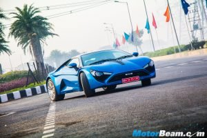2016 DC Avanti Test Drive Review