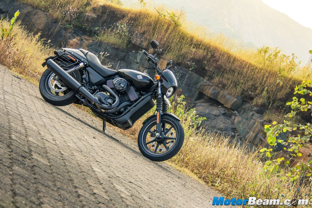 2016 Harley-Davidson Street 750 Picture Gallery