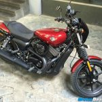 2016 Harley Street 750 Changes