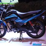 2016 Hero Splendor iSmart 110 Side