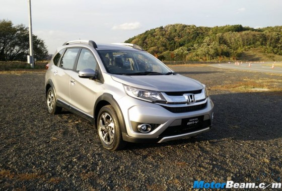 2016 Honda BR-V First Drive Review