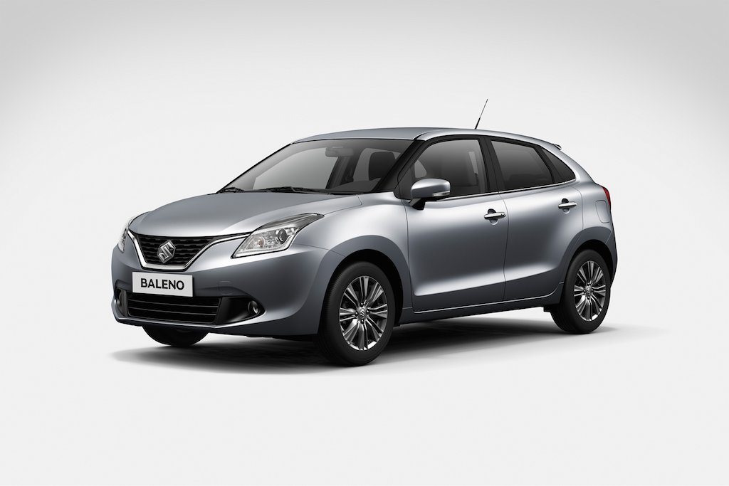 2016 Suzuki Baleno Official Reveal