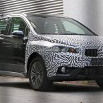 2016 Suzuki SX4 S-Cross Facelift Front Spy Shot