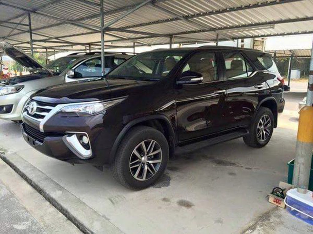 The 2016 Fortuner will be available with 2 petrol and 3 diesel engines