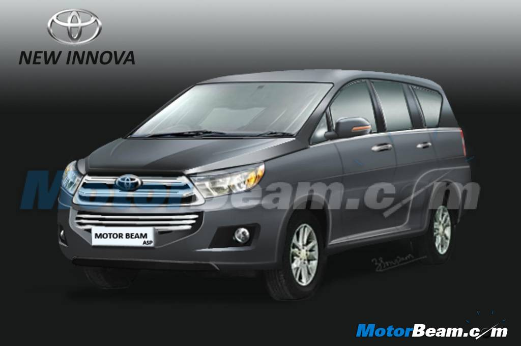 2016 Toyota Innova Imported In India With New 2.4-Litre Diesel Engine