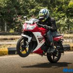 2016 Yamaha R15-S Road Test