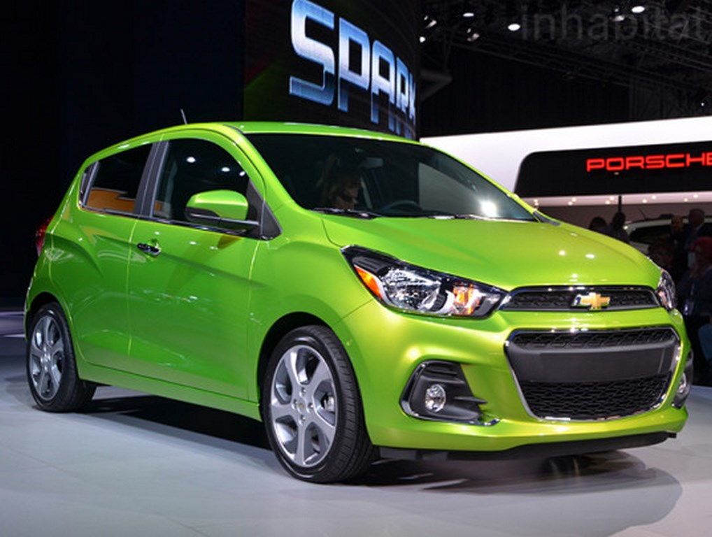 ... Chevrolet Beat (Spark globally) and the sub-4 metre sedan will launch