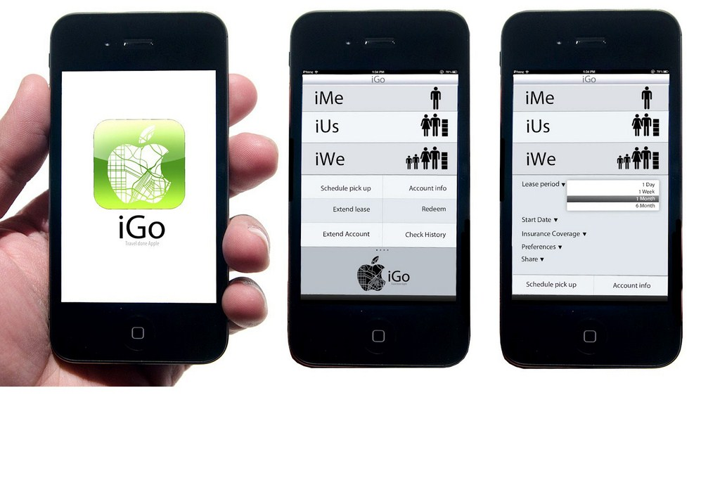 Apple i Go iPhone App