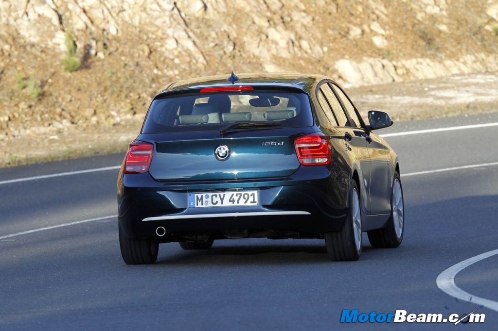 BMW 1-Series India Details