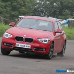BMW 1-Series Road Test