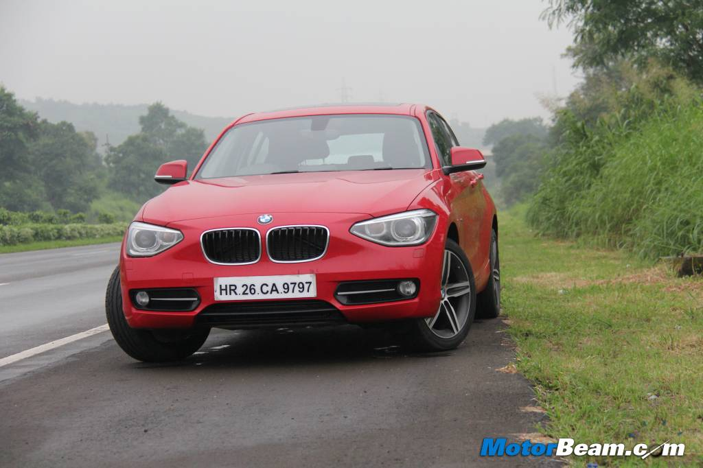 BMW 1-Series Test Drive Review