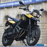 BMW F 650 GS Review