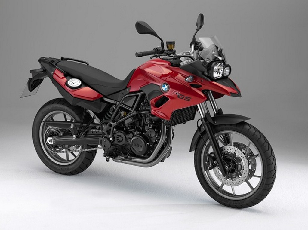 BMW F 700 GS Studio