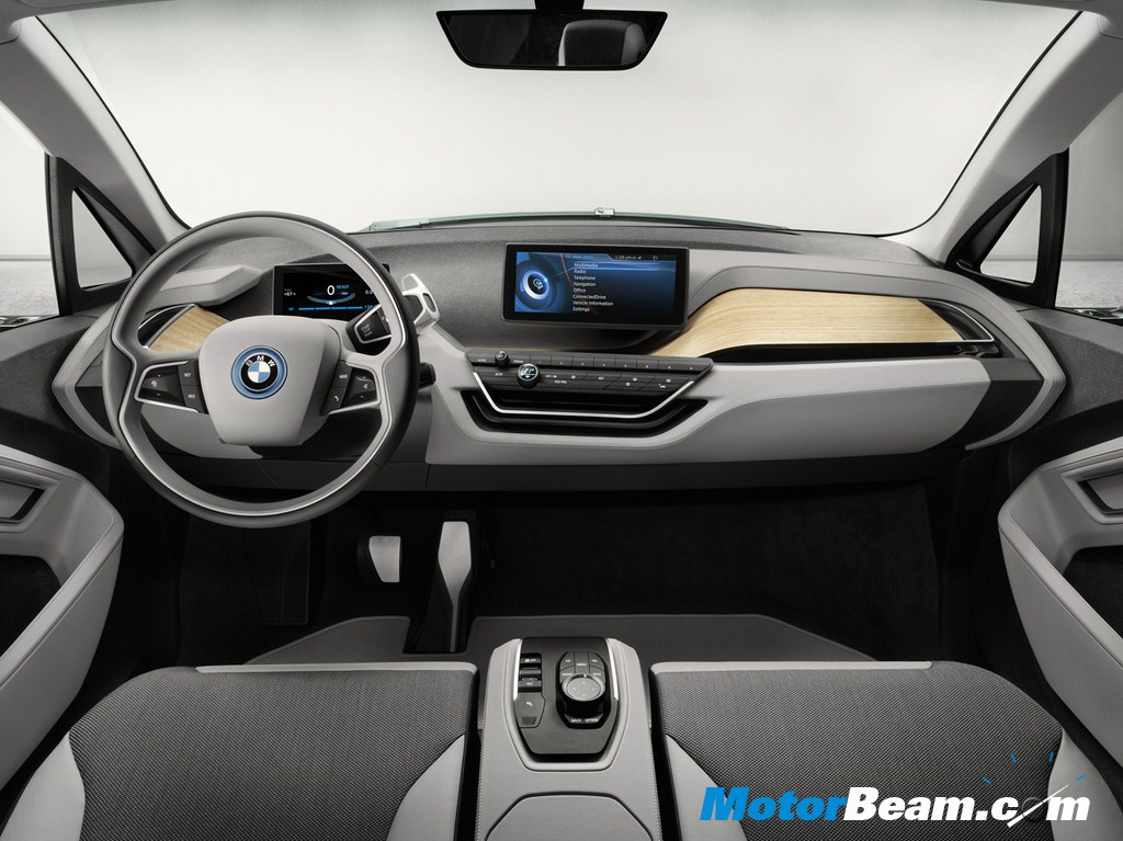 BMW i3 Coupe Concept Interior